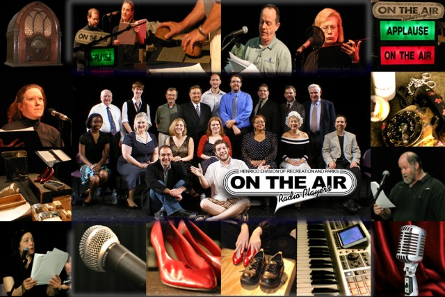 On The Air Group Photo