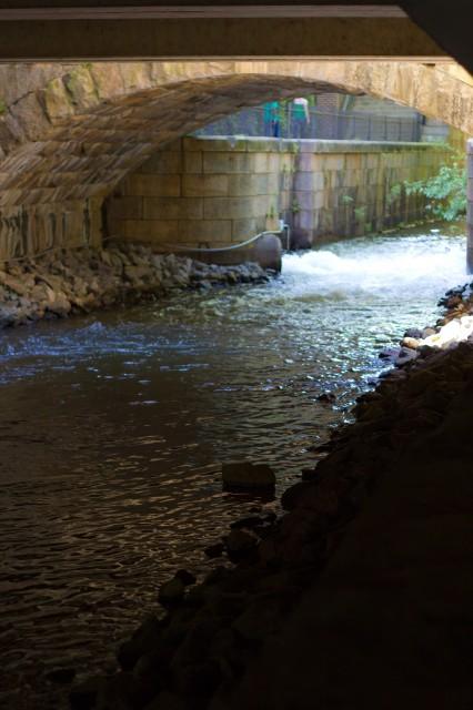 canal walk water