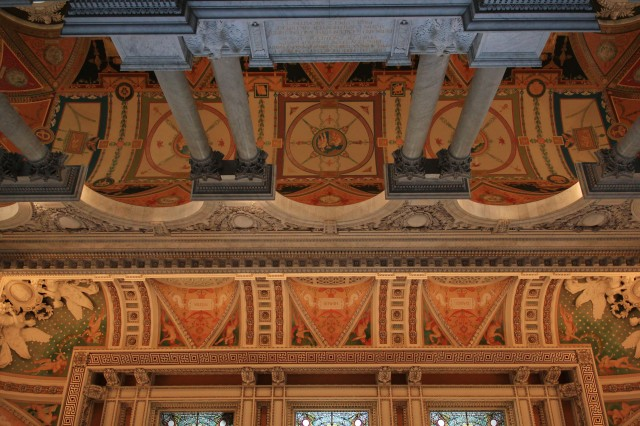 ceiling library of congress