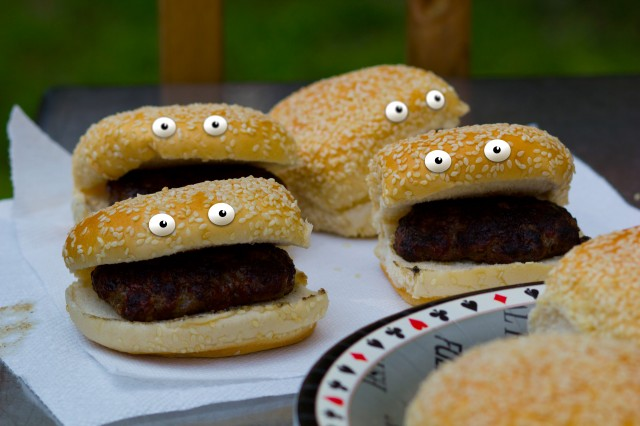 burgers are doomed