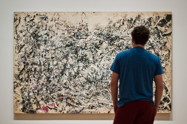 it's a real pollock