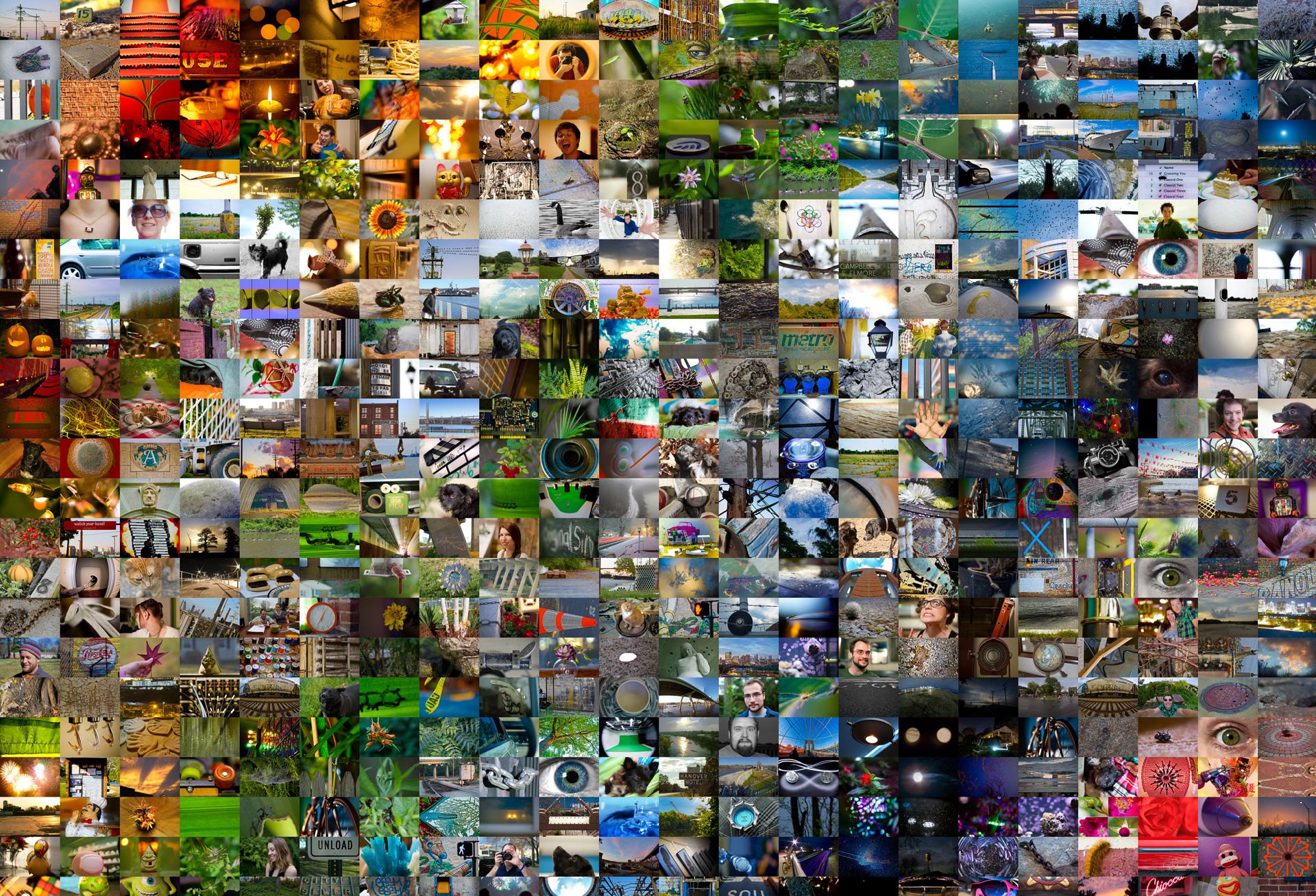 aotd photo mosaic