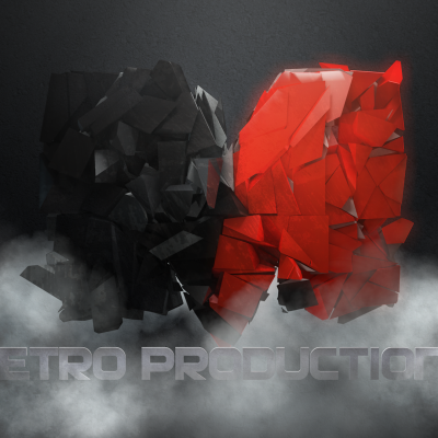 metro productions wrong font