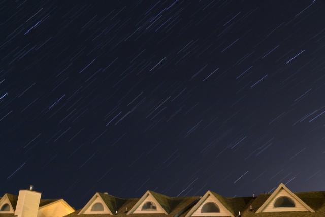 stars at the beach