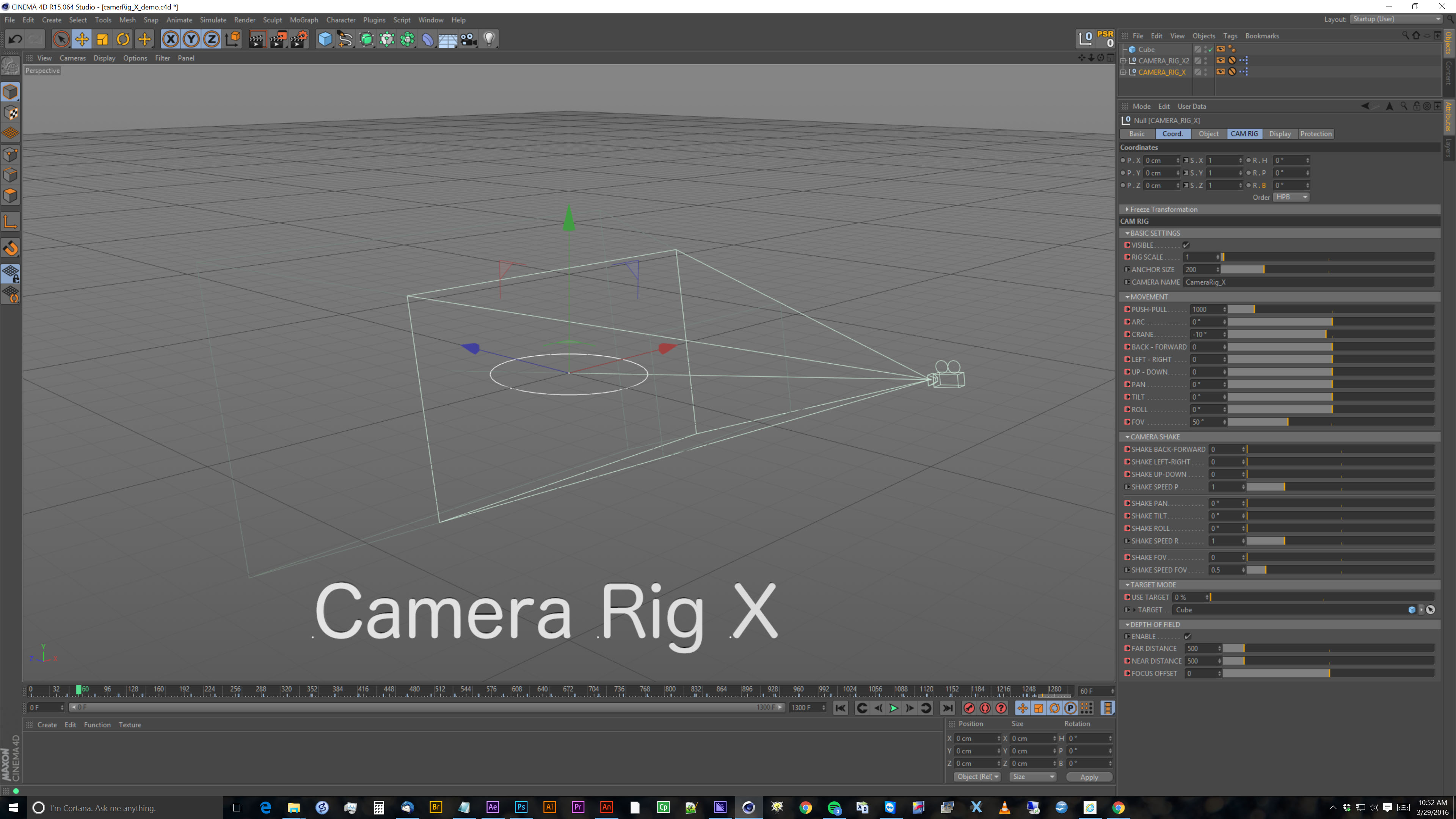 camera rig x free download