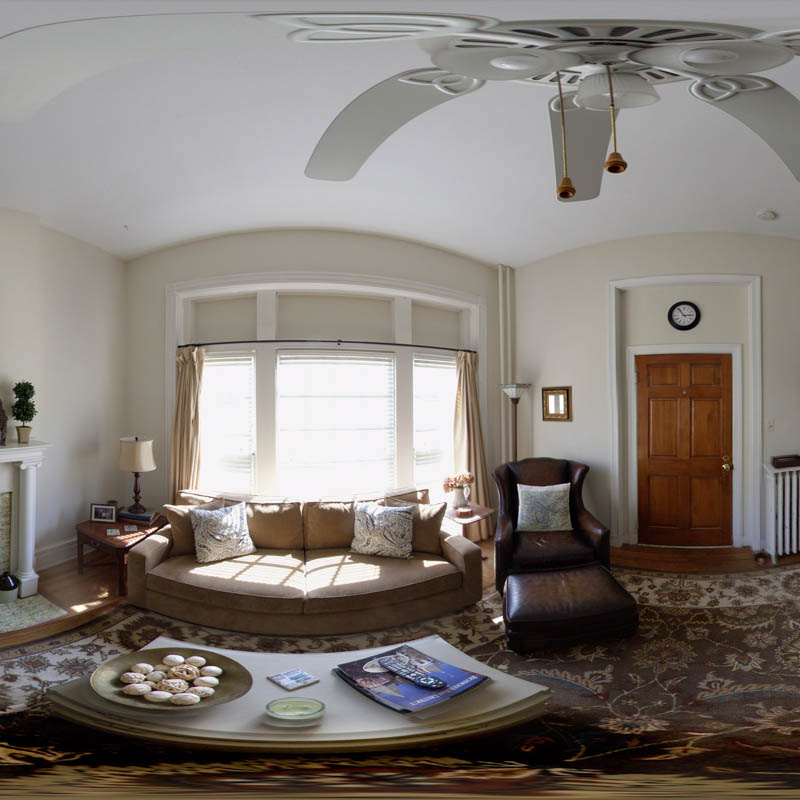 coleman's apartment virtual tour