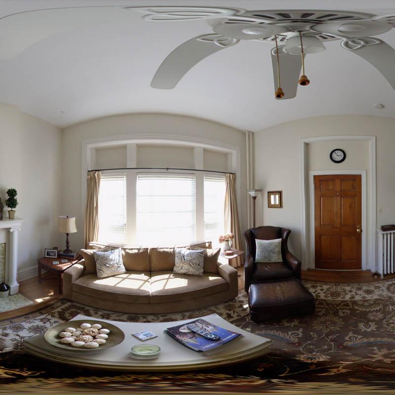 coleman's apartment virtual tour