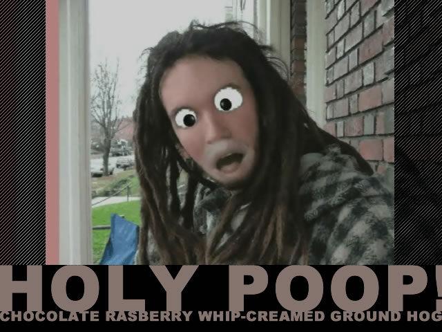 holy poop deven james